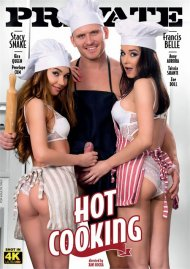 Hot Cooking Porn Movie