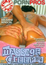 Massage Creep #4 Porn Movie