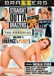 Brazzers Presents: The Parodies 5 - Straight Outta Brazzers Porn Movie