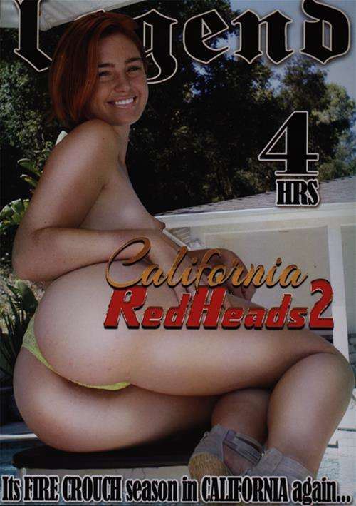 California Redheads 2 Compilation Legend Redhead