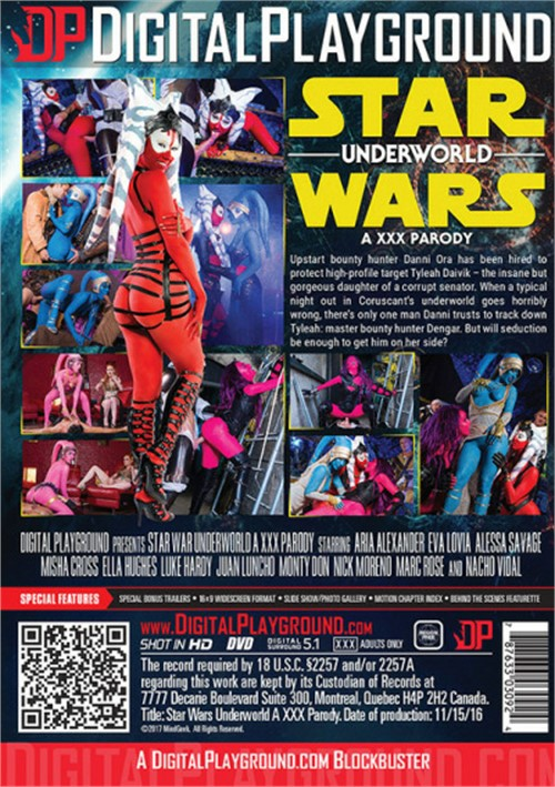 image Star wars underworld xxx parody scene4
