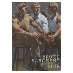 Bruce Sargeant Paintings 2018 Calendar Sex Toy