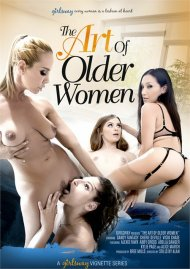 Art Of Older Women, The Porn Movie