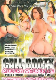 Call Of Booty: Modern Whorefare Porn Video