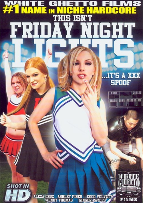 This Isn't Friday Night Lights...It's A XXX Spoof image