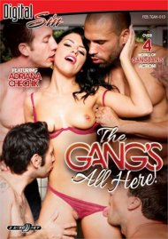 The Gangs All Here! Porn Movie