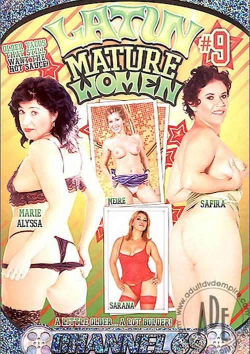 Latin Mature Women 9 Mature Latin Meire