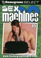 Sex Machines 15 Porn Movie