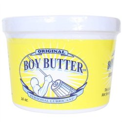 Boy Butter Original - 16 oz. Tub Sex Toy