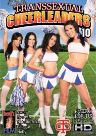 Transsexual Cheerleaders 10 Porn Video