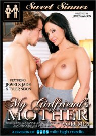 My Girlfriends Mother 5 Porn Movie