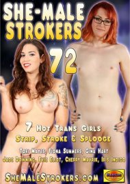 She-Male Strokers 72 Porn Movie