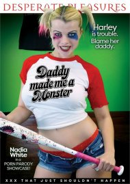 Daddy Made Me A Monster Porn Movie