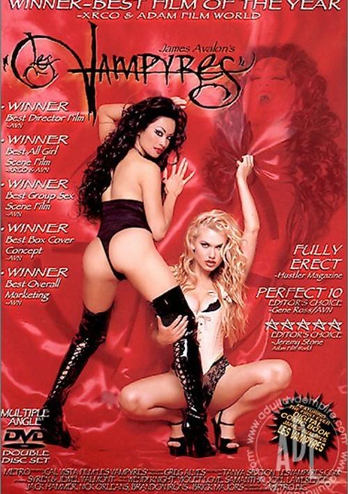 Les Vampyres Feature James Avalon Violet Love