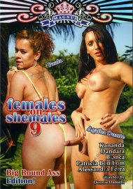 Females On Shemales 9 Porn Movie