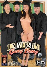 University Gang Bang 12 Porn Movie