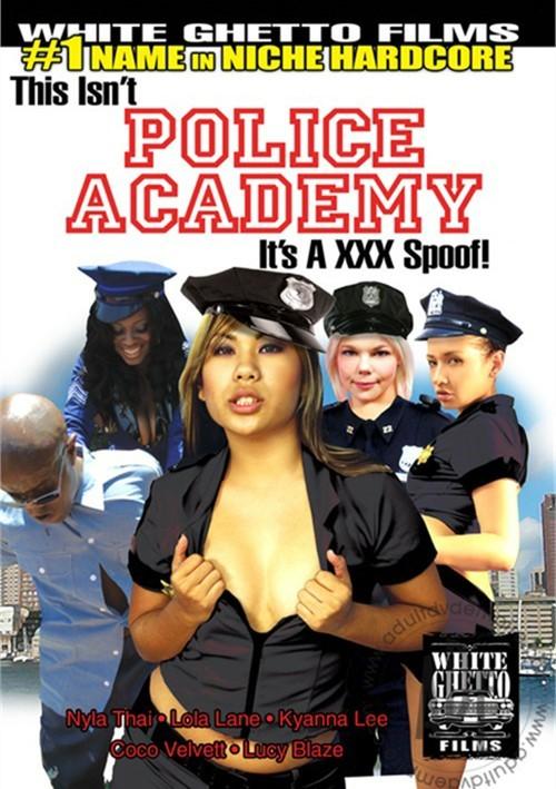 Порно пародия полицейская академия 79961 фотография