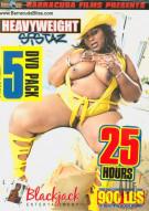 Heavyweight Sistaz 5 Pack Porn Movie