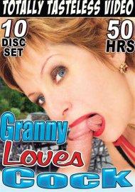 Granny Loves Cock Porn Movie