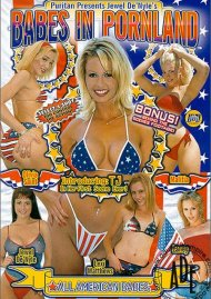 Babes in Pornland: All American Babes Porn Movie