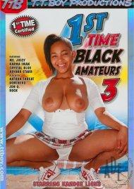 1st Time Black Amateurs 3 Porn Movie