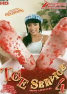 Toe Service #4 Porn Movie
