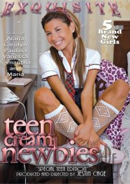 Teen Cream Newbies Porn Movie