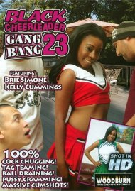 Black Cheerleader Gang Bang 23 Porn Video