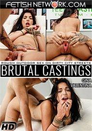 Brutal Castings: Gina Valentina Porn Video
