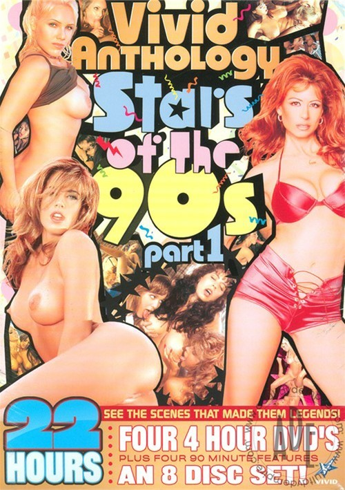 Vivid Anthology: Stars of the 90s Part 1