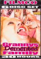 Grannys Demented Family 6-Disc Set Porn Movie