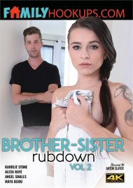 Brother-Sister Rubdown Vol. 2 HD porn video from Family Hookups.
