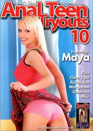 Anal Teen Tryouts 10 Porn Movie