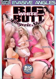 Big White Butt Lingerie Show Porn Video