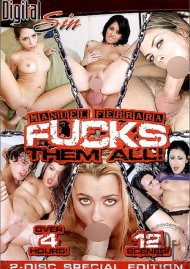 Manuel Ferrara Fucks Them All! Porn Video