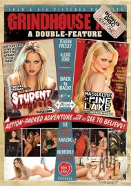 Grindhouse XXX: A Double Feature Porn Movie