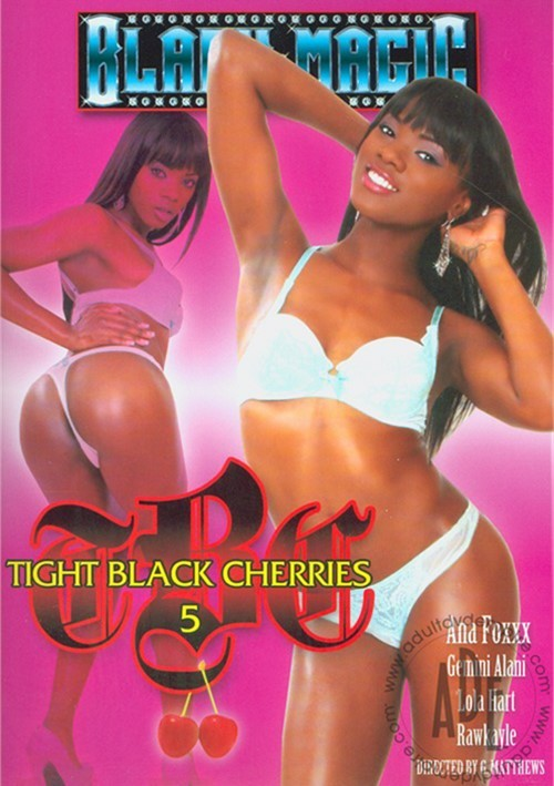 Tight Black Cherries #5