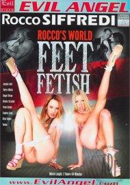 Rocco's World: Feet Fetish Porn Video