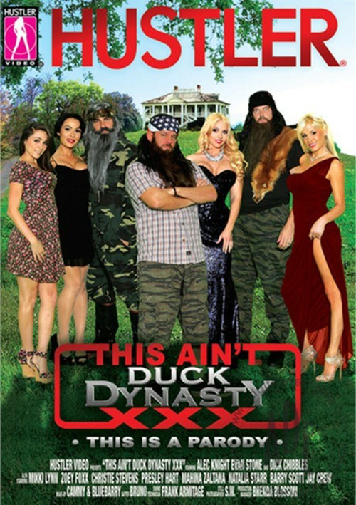 This Aint Duck Dynasty XXX: This is A Parody
