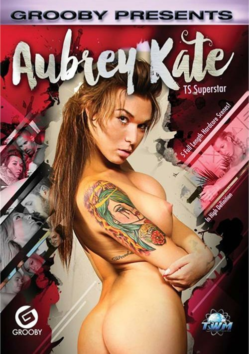 Aubrey Kate: TS Superstar Aubrey Kate Fetish Grooby