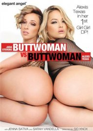 Buttwoman VS Buttwoman DVD porn movie from Elegant Angel.