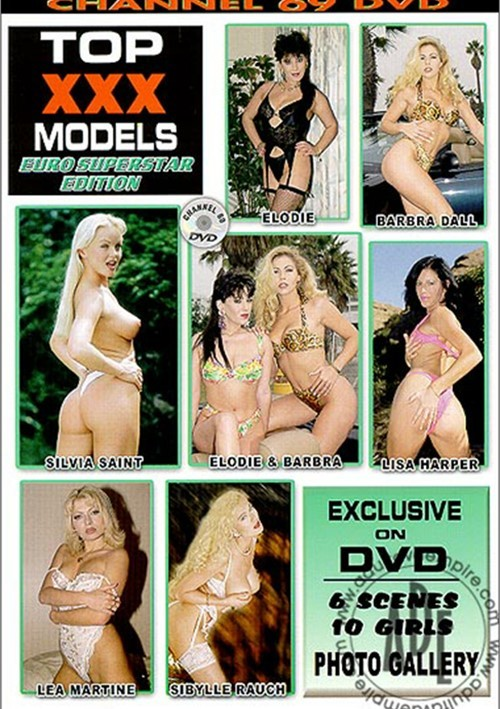 Top XXX Models Euro Superstar Edition