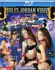 Lex the Impaler 3 Blu-ray porn movie from Jules Jordan Video.