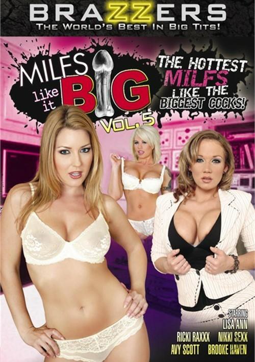 MILFS Like It Big Vol. 5 DVD Porn Movie Image