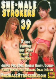 She-Male Strokers 39 Porn Video