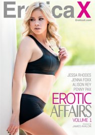 Erotic Affairs Vol. 1 DVD porn movie from EroticaX.
