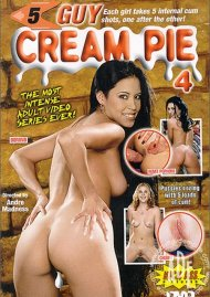 5 Guy Cream Pie 4 Porn Movie