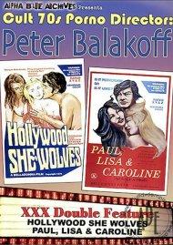 Cult 70s Porno Director 1: Peter Balakoff Porn Video