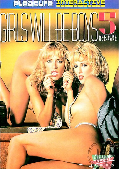 Girls Will Be Boys 5