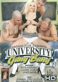 University Gang Bang 2 Porn Movie